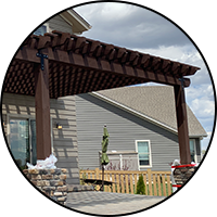 Pergolas Construction in Loveland, CO